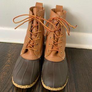 LL Bean Boots Women's Size 8